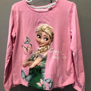 Frozen Disney shirt
